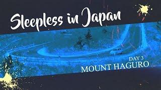 Sleepless in Japan Vlog - Day 3 - MT. HAGURO