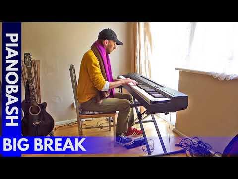 Big Break TV Theme | Piano Bash