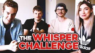 The Whisper Challenge! (w/ Shubble, Graser & Parker)