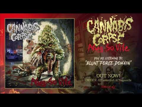 Cannabis Corpse - Nug So Vile (full album) 2019
