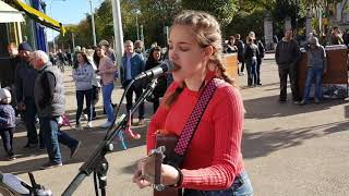 """""""When I Was Your Man"""" Bruno Mars (Allie Sherlock cover)"""