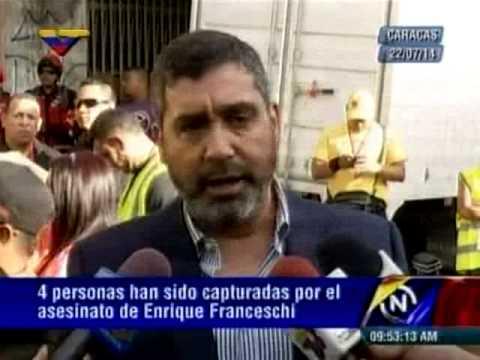 Miguel Rodríguez Torres sobre la muerte de Franceschi 22 07 2014