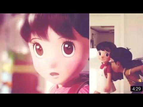 Humdard Song || Ft. Nobita - Shizuka || DORAEMON || Love At First Sight || Arijit Singh