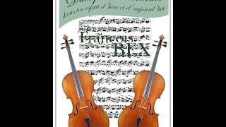 """Accompagnement violoncelle duo 05 """"Doux rêves"""""""