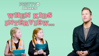 That Time Kids Interviewed Chris Pratt For The LEGO Movie 2