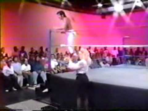 Bill Dundee's first USWA match in 96