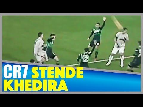 CR7 STENDE KHEDIRA - SERIE A FLASH