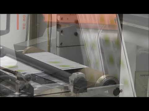 Printing of flexible packaging at FMP