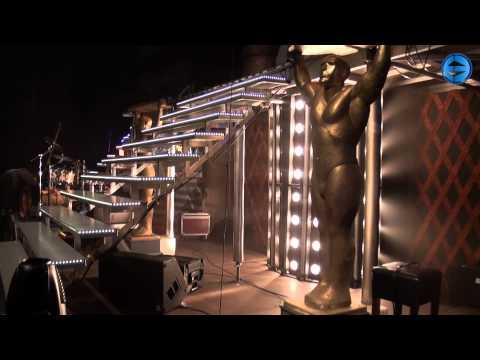 "Veranstaltungstechnik: DJ BoBo ""Dancing Las Vegas"" Tour live 2012"