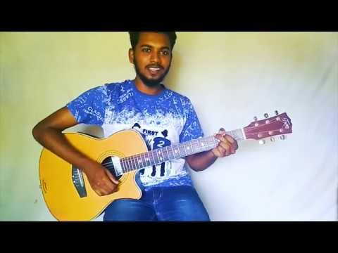 Jeevamshamayi Guitar Tutorial   Theevandi  Guitar Lesson  Easy Chords