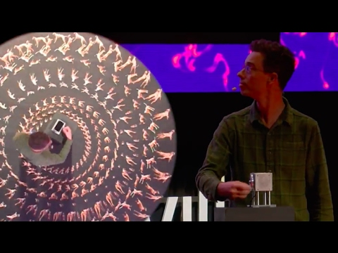 Art of the Zoetrope | Eric Dyer | TEDxCharlottesville