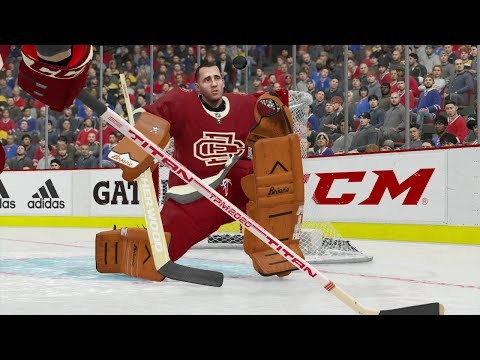 NHL 19 Gameplay Classic East-All Star vs Classic West-All Stars Full Legends Game NHL 19 Xbox One