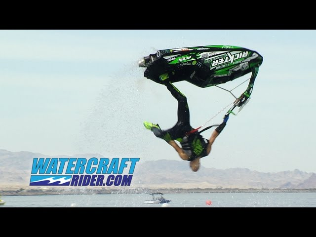 2016 IJSBA World Finals Freestyle Tanner Thomas run 3 Sunday afternoon - 11th overall
