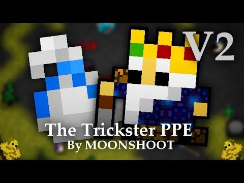 (RotMG) An Unfortunately Uneventful Trickster PPE