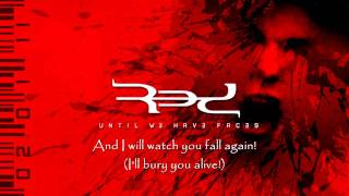 Red - Watch You Crawl [Lyrics] HQ