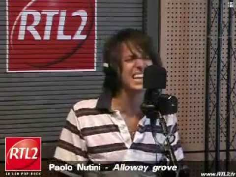 Paolo Nutini -  Alloway Grove at RTL2