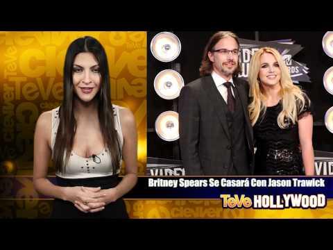 Britney Spears Se Casa Con Jason Trawick