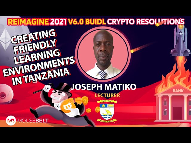 Joseph Matiko - RAFIC - Dar Es Salaam Institute of Technology - University Segment