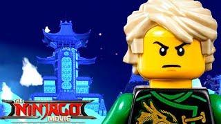 LEGO Ninjago Movie Videogame Прохождение Часть 8 НЕПРИСТУПНАЯ ГОРА