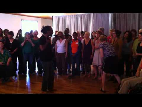Circlesong with Bobby Mc ferrin