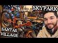 My Favorite SoCal Mountain Bike Park | Skypark at Santa's Village | Best Bike Park in California