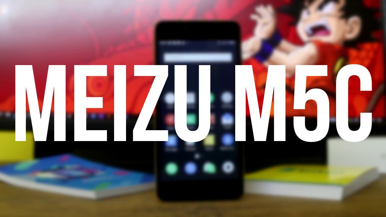 Review Meizu M5C: Aire fresco a la gama baja - YouTube