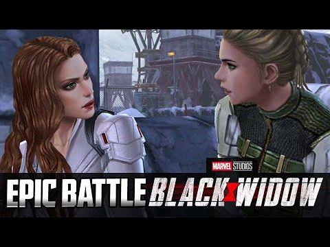 Download Black Widow 2020 Movie Legendary Battle - MARVEL Future Fight