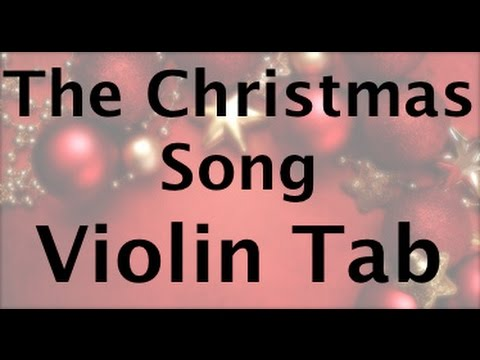 How to Play The Christmas Song on the Violin
