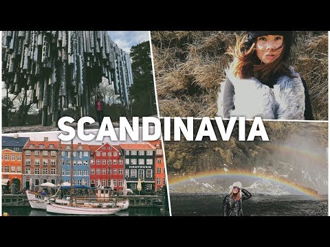 RE-UPLOADED Scandinavia: Sweden Iceland Norway Finland Denmark | Come Away With Me by Bianca Valerio