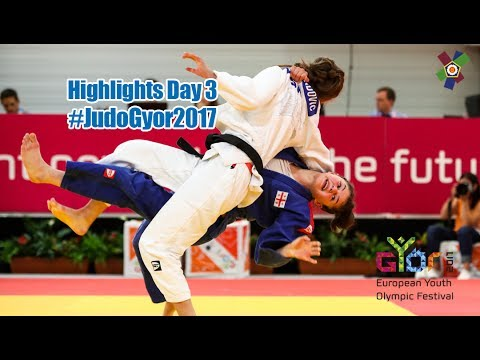 EYOF Györ 2017: Highlights Day 3
