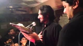 "Nadeem Sarwar ""Na Ro Zainab Na Ro"""