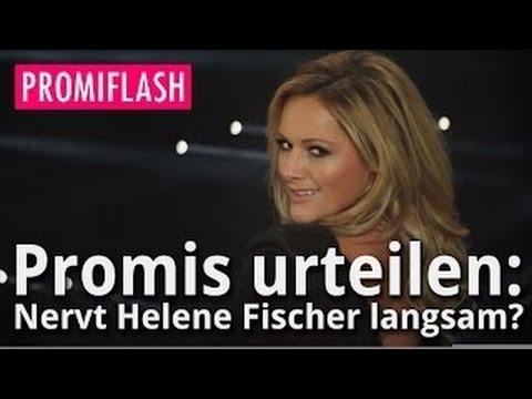 Helene Fischer Nervt