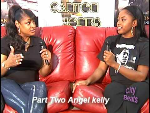 City Beats Tv- Angel Kelly interview pt 2