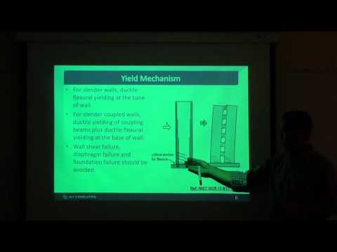 Lecture 8- Shear Wall and Coupling Beam Design