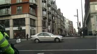 Driving in London - Victoria to Oxford Street