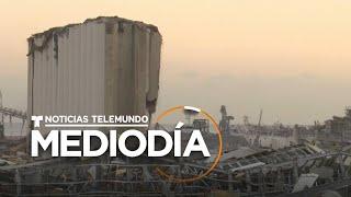 Noticias Telemundo Mediodía, 13 De Agosto 2020 | Noticias Telemundo