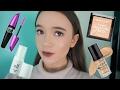 TRY-ON Drugstore Makeup Haul +