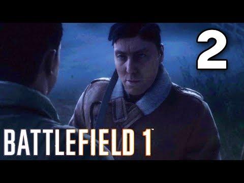 McManusជាមនុស្សកំសាកញី - Friends In High Places - Battlefield 1 Story Mode Ep02 Khmer|VPROGAME