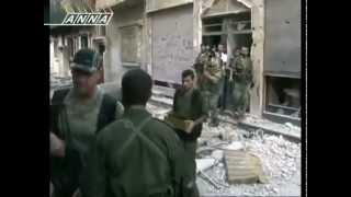 US/NATO Backed FSA Terrorists Carry out two suicide bombings in heavily populated areas in Aleppo