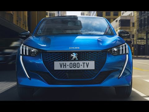 2020 Peugeot e-208 – Features, Design, Interior and Drive