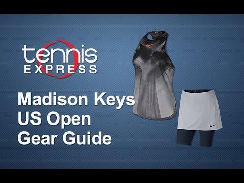 Madison Keys & Team Nike 2017 US Open Gear Guide | Tennis Express