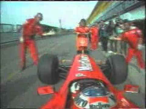 Tai nạn trên đường đua F1
