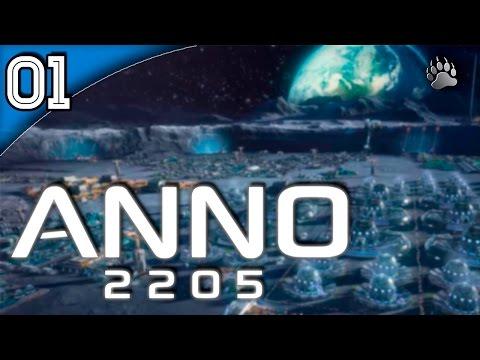 Anno 2205 #01 - Gameplay Português Vamos Jogar PT-BR 1080p