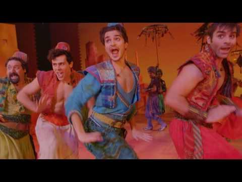 ALADDIN Australia - Official Trailer - Capitol Theatre, Sydney