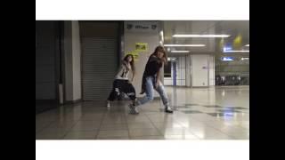 E-girlsのAnniversary踊ってみました!Twitter→@harunatsu____.