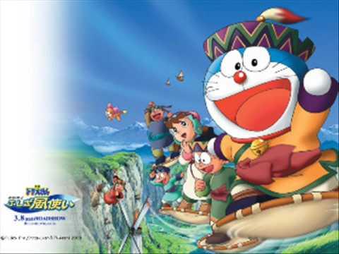 Kono Hoshi no Dokokade (Nobita no Taiyou Ou Densetsu ED)