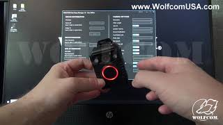 How to Start and Stop Recording with the WOLFCOM Halo Police Body Camera