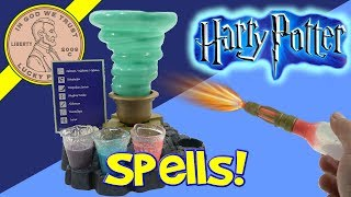 Harry Potter Cast A Spell Candy Maker Demonstration
