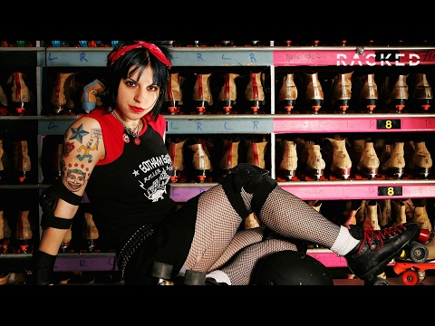 The Evolution of Roller Derby Style, According to Suzy Hotrod of Gotham Girls