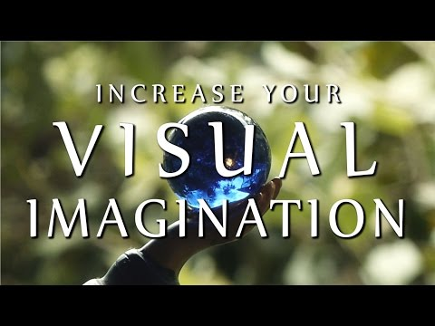 1 Hour Hypnosis: Increase Your Visual Imagination & Subconsc